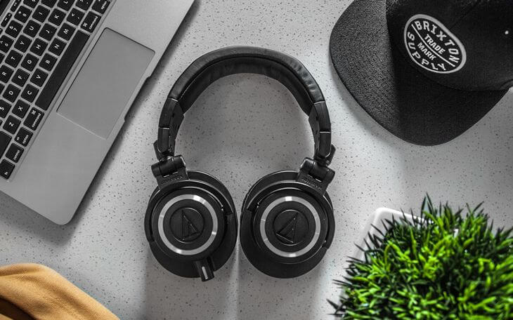 オーディオテクニカ ATH M50X