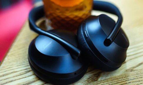 """【海外の評価】""""Bose Noise Cancelling Headphones 700″"""