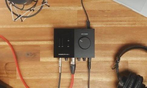 """【海外評価付き】""""KOMPLETE AUDIO 2""""は1万円で高品質&大量のソフト付属のオーディオインターフェース【レビュー】"""