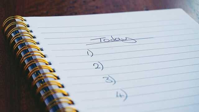 英会話・スピーキングのコツ1:よく使う言葉やフレーズリストを作る